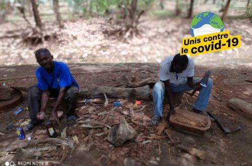 Article : Burkina Faso: Le secteur informel face au Covid-19